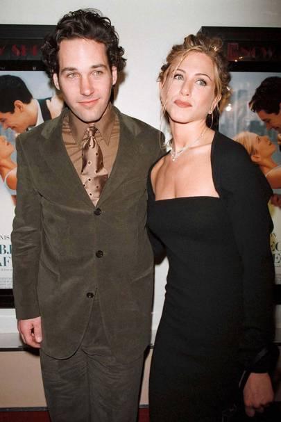 Jennifer Aniston & Paul Rudd