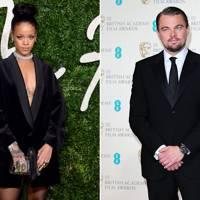 Rihanna & Leonardo DiCaprio