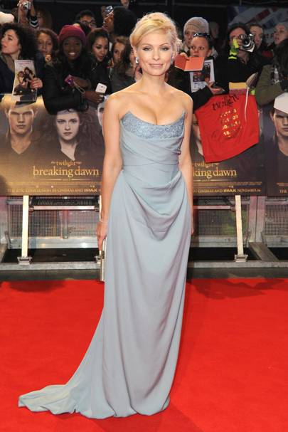 MyAnna Buring at the UK Premiere of Breaking Dawn 2