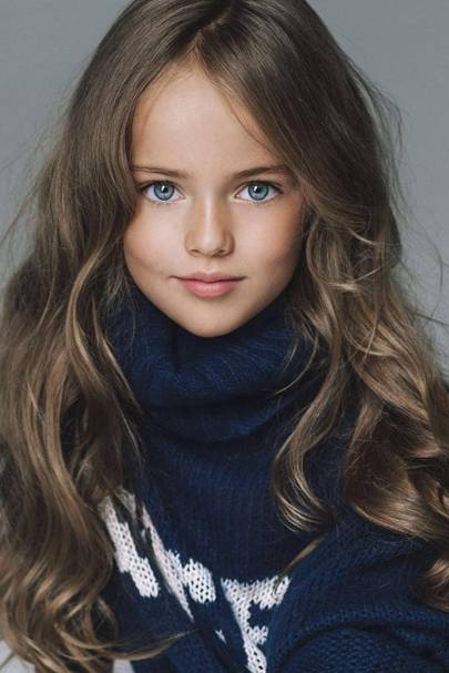 Kristina pimenova secures model contract glamour uk lets discuss the 10 year old dubbed the worlds most beautiful girl altavistaventures Image collections