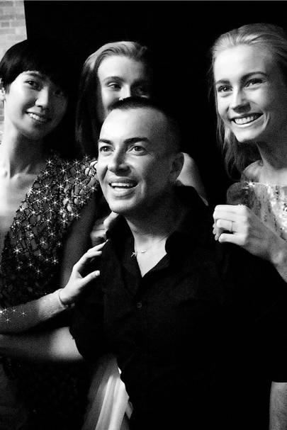 Julien Macdonald, Designer