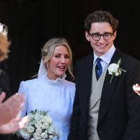Ellie Goulding and Caspar Jopling
