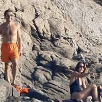 Nicholas Sarkozy & Carla Bruni