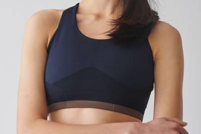 Best seamless sports bra