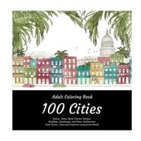 Best adult colouring books: for the city lover