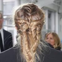 Olivia Palermo's epic braid