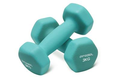 At-home gym equipment: best dumbbells