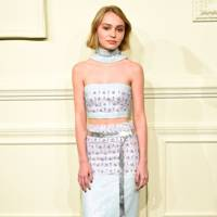 Lily Rose Depp became fashion's new ingénue