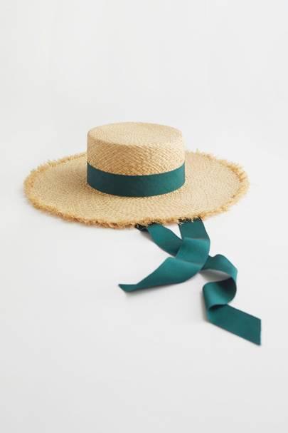 Best Sun Hats: Boater Hat