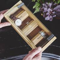 Anniversary Gift Ideas For Him: the watch box