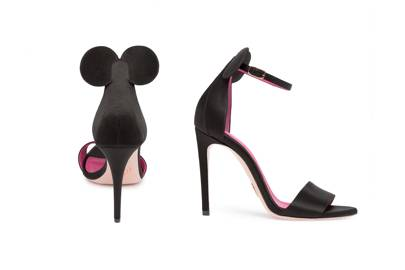 Minnie Mouse Sandals: The Shoes