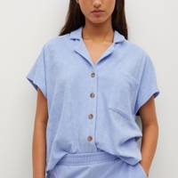 Summer 2021 Towelling Trend - Sustainable Cotton