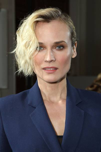 diane kruger hair best celebrity hairstyles glamour uk