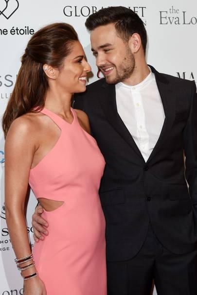 Liam Payne & Cheryl Tweedy