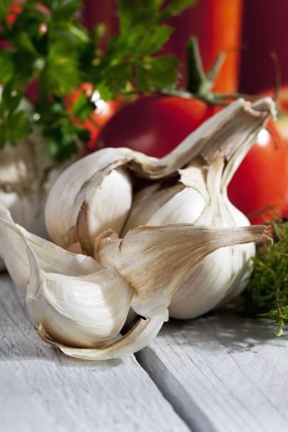 Get garlic-y