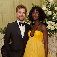 Jodie Turner-Smith & Joshua Jackson