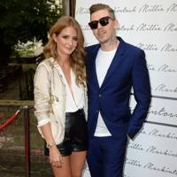 February: Millie Mackintosh and Professor Green