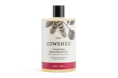 4ac5817fe6c Launching: Out now! Cowshed has just revealed a brand new look - but don't  worry, all the natural, uplifting ingredients are still the same.