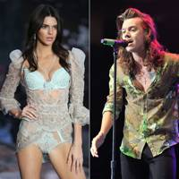 Kendall Jenner & Harry Styles