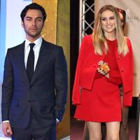 Perrie Edwards & Aidan Turner