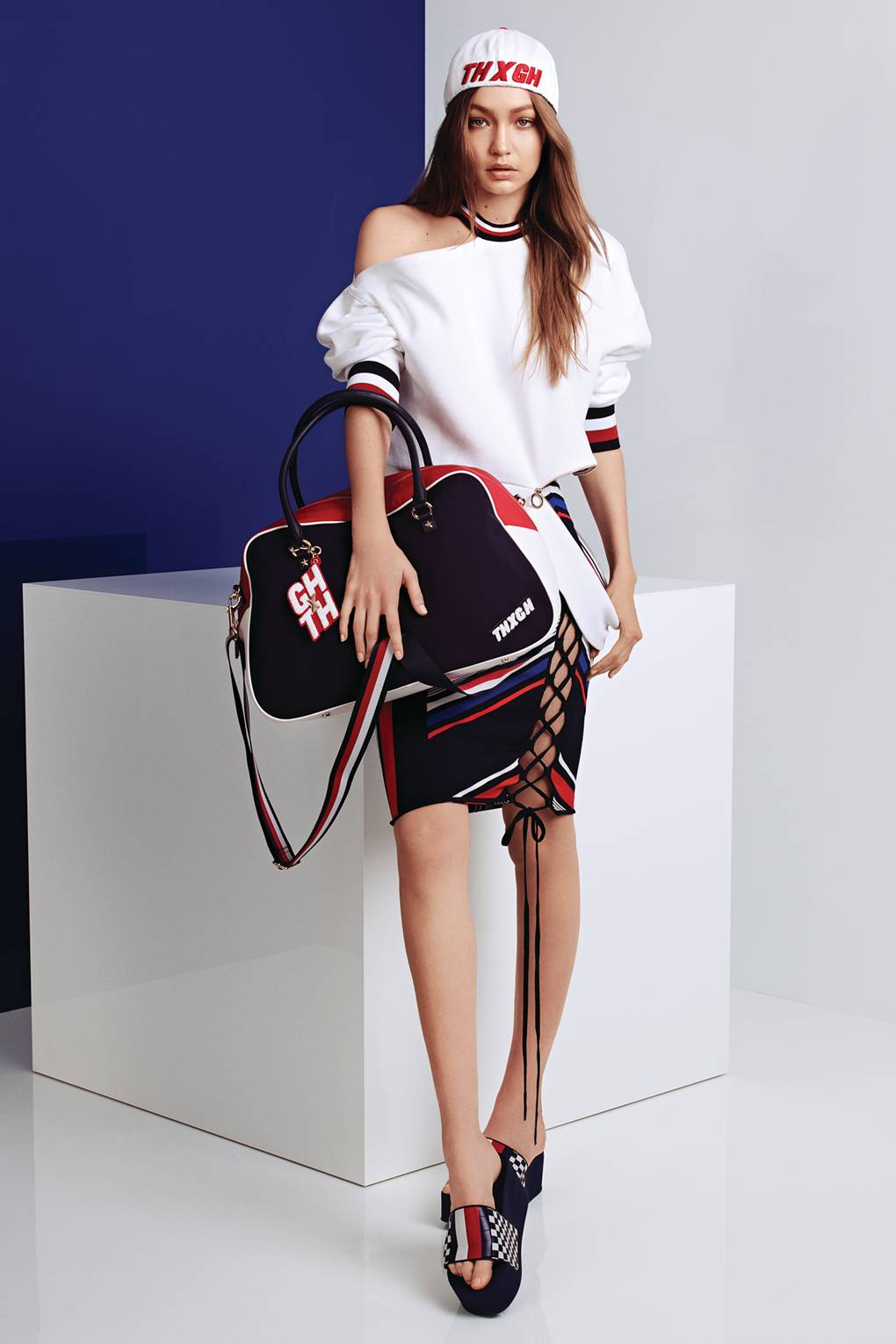 cf17ad521b12 Gigi Hadid x Tommy Hilfiger Pictures   Collection