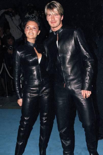 Posh 'n' Becks circa 1999