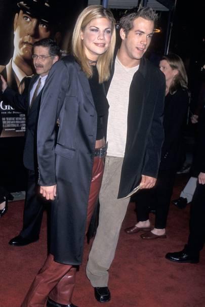 Ryan Reynolds & Kristen Johnston