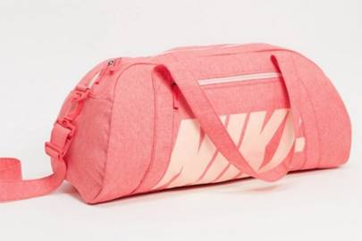 Best gym bag for a pop of colour