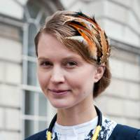 Yanina Hancharoua, CEO of Belarus Fashion Council