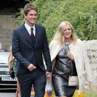 Fearne Cotton and Jesse Wood, 2012