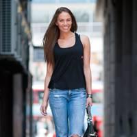 Emma Frain, Model