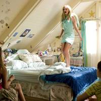 Claire's bedroom - Aquamarine
