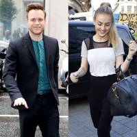 Perrie Edwards & Olly Murs