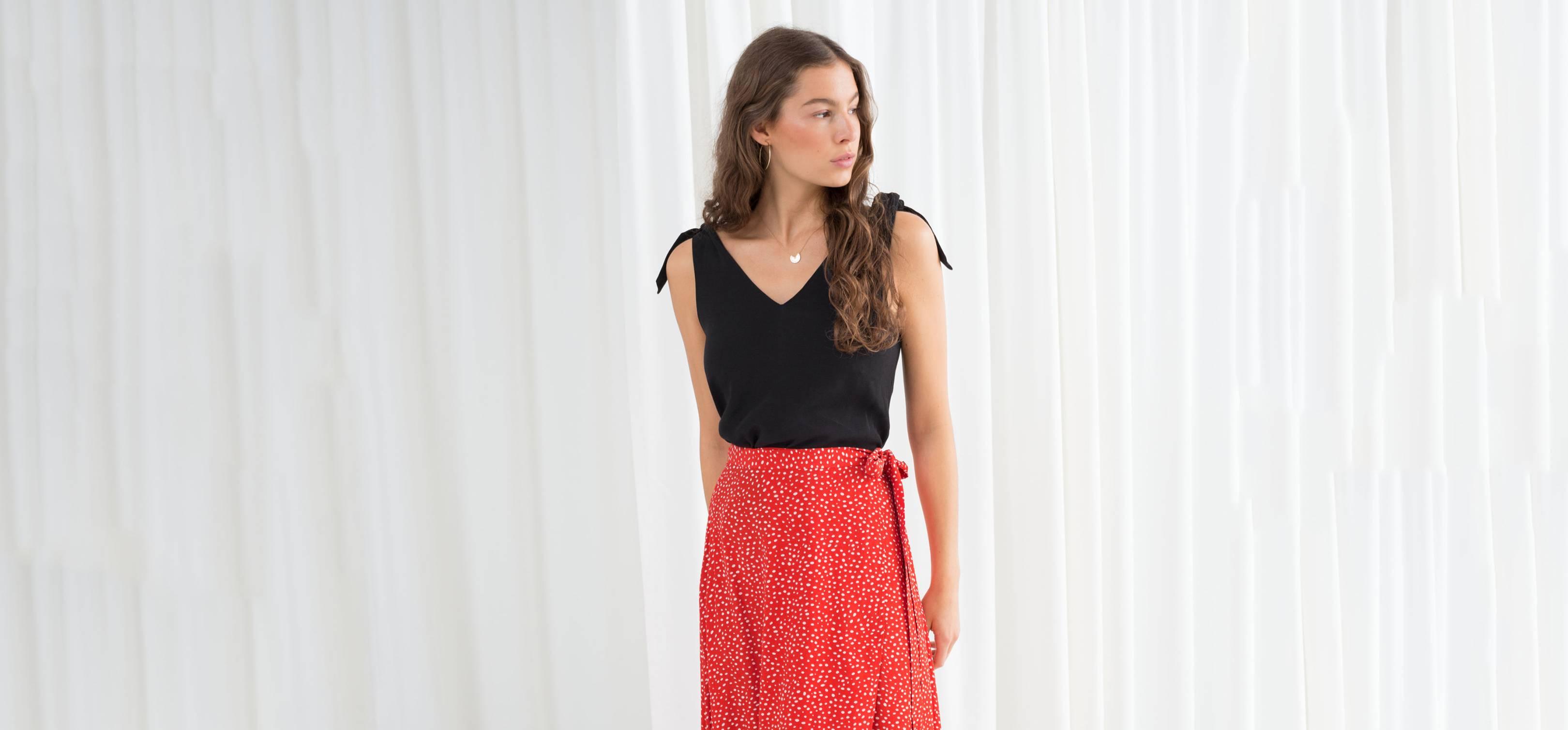 adb9c9187e Floral Maxi Skirt Shopstyle – DACC