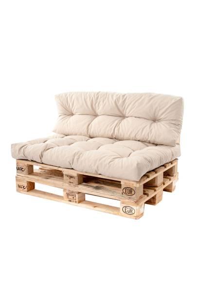 Garden pallet furniture cushions