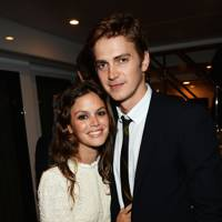 September: Rachel Bilson and Hayden Christensen