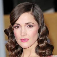 Old-School Glamour - Rose Byrne