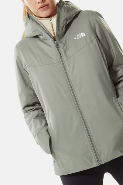Best raincoats for women: The North Face