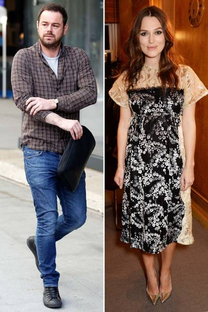 Keira Knightley & Danny Dyer