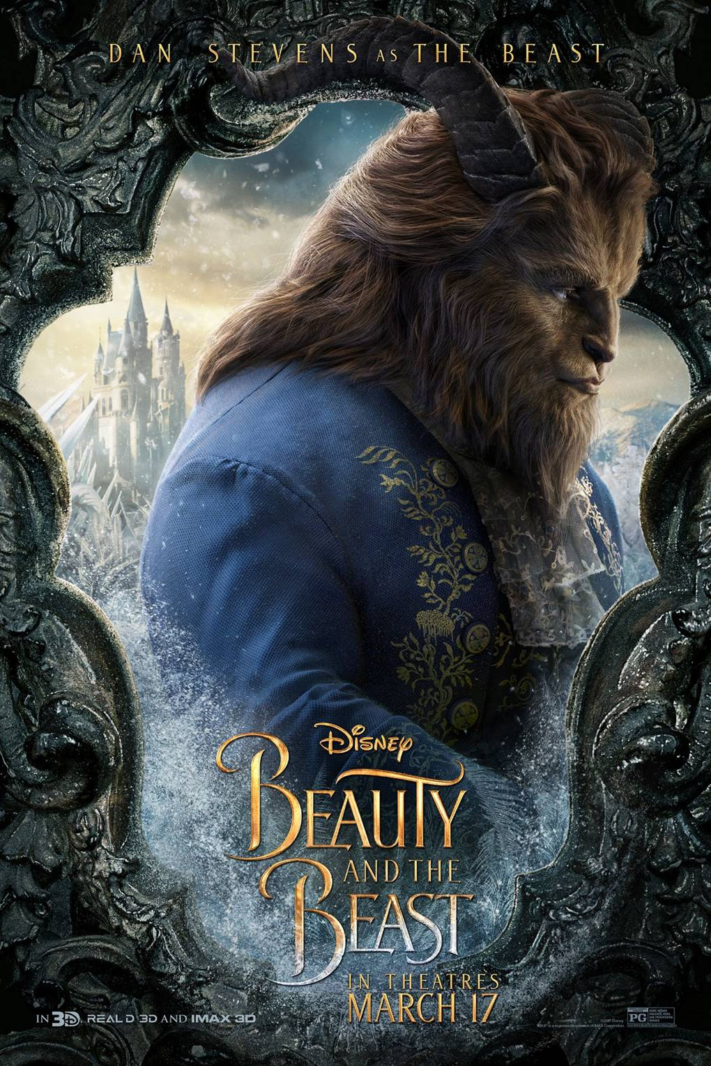 Beauty The Beast Cast List 2017 Emma Watson Dan Stevens