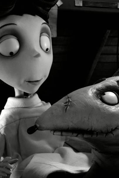 FILM: Frankenweenie