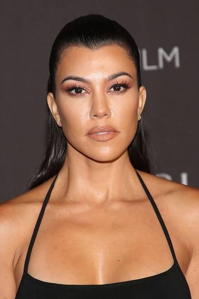 Kourtney Kardashian Now