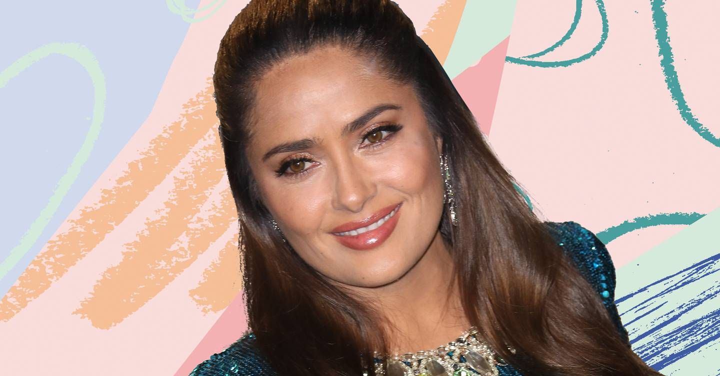 Salma Hayek had the most graceful response to someone who accused her of having 'too much Botox'