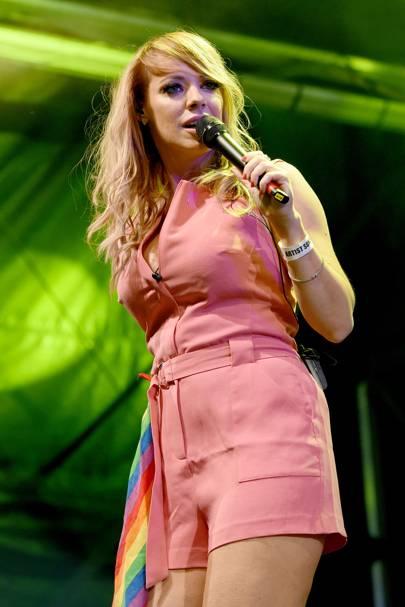 Liz McClarnon, 2008