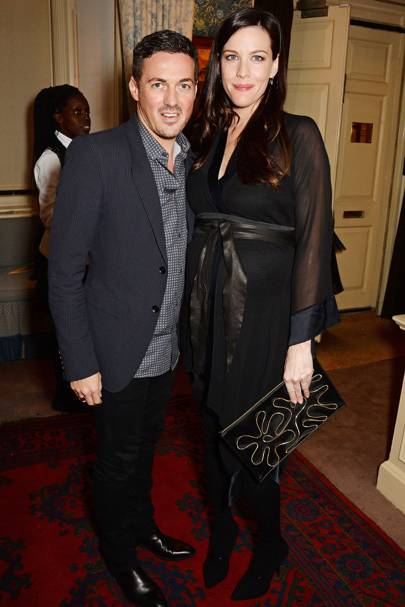 Liv Tyler & Dave Gardner