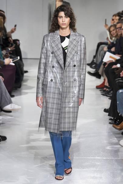 This Calvin Klein Coat