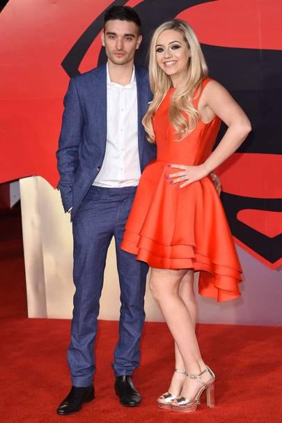 Tom Parker & Kelsey Hardwick