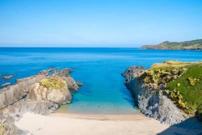 Barricane Beach, Devon