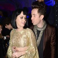 Katy Perry & Nick Grimshaw