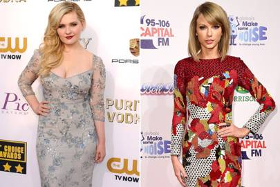 Are Abigail Breslin and Taylor Swift fighting?